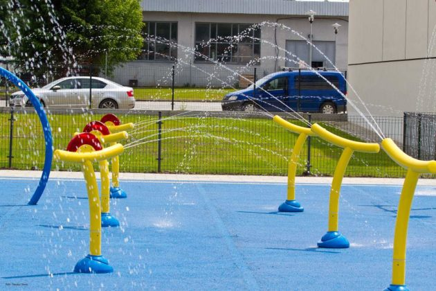 basen zewnętrzny Sanok 4 630x420 - Otwarcie basenów zewnętrznych 19 czerwca, zobaczmy jak wyglądają!