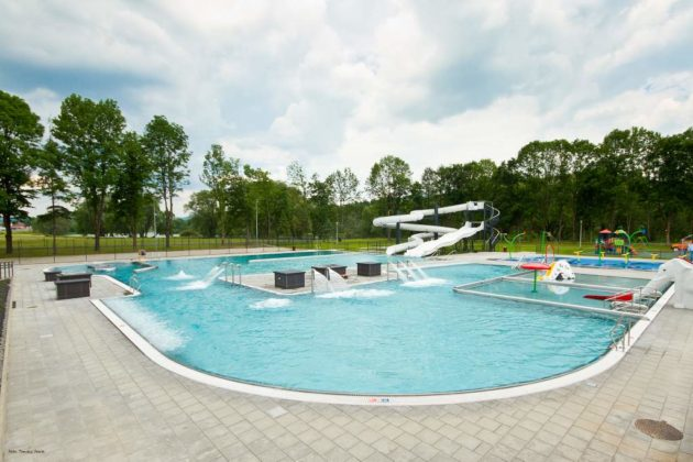 basen zewnętrzny Sanok 42 630x420 - Otwarcie basenów zewnętrznych 19 czerwca, zobaczmy jak wyglądają!