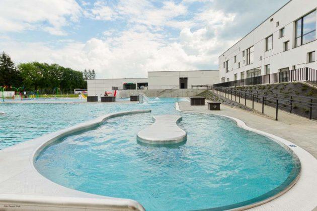 basen zewnętrzny Sanok 44 630x420 - Otwarcie basenów zewnętrznych 19 czerwca, zobaczmy jak wyglądają!