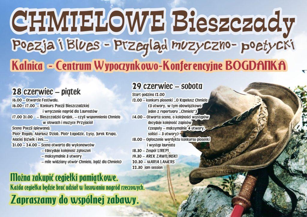 chmielu 1024x725 - Chmielowe Bieszczady - poezja i blues