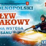 """IV Ogólnopolski Spływ Kajakowy """"Błękitną Wstęgą Sanu"""" - zaproszenie"""