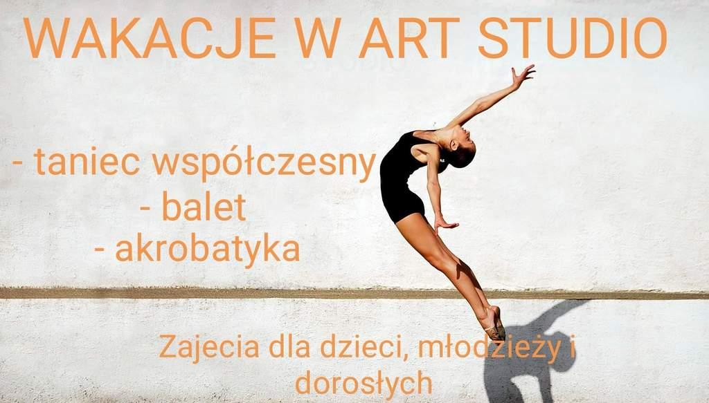 wakacje art studio -