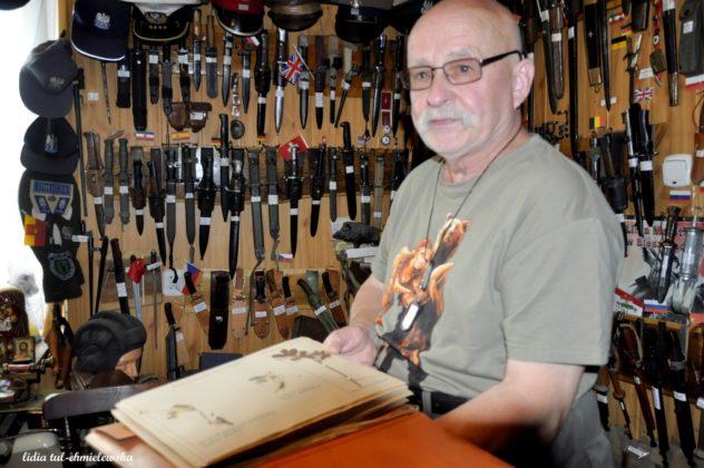 zbigniew kossakiewicz 7 632x420 - Muzeum Rozmaitości Bieszczadzkich