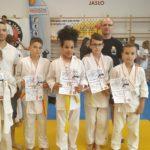 Sukcesy młodych reprezentantów Judo Pantera Sanok