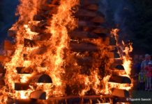 Ogień nadSanem