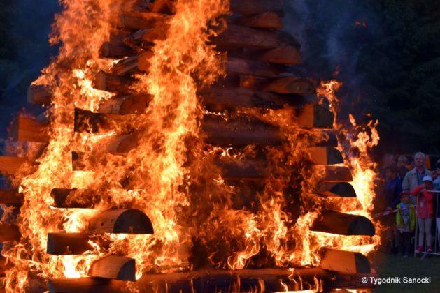 Ogień nad Sanem