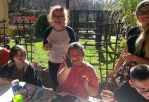 Ogród zmarzeń dla dzieci niepełnosprawnych
