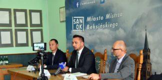 Właściwe organy ścigania rozpoznają sprawę - konferencja prasowa w sprawie CRiS