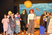 W galerii BWA odbyły się warsztaty teatralno – plastyczne dla dzieci