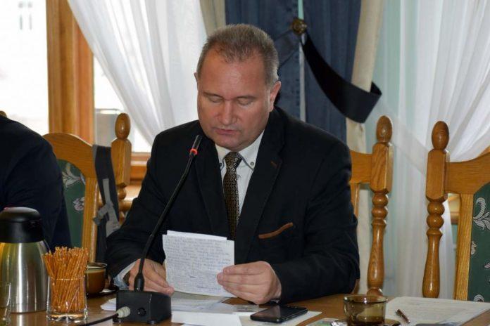 Maciej Drwięga – Radni Miasta Sanoka VIII kadencji