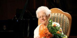 Janina Szombara Honorową Obywatelką Sanoka