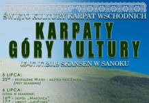 Karpaty – Góry Kultury. Święto Kultury Karpat Wschodnich