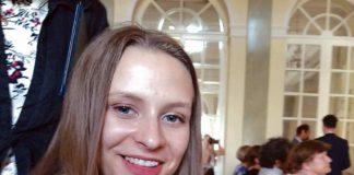 Michalina Smyczyńska - laureatka z Olimpiady z Literatury i Języka Polskiego