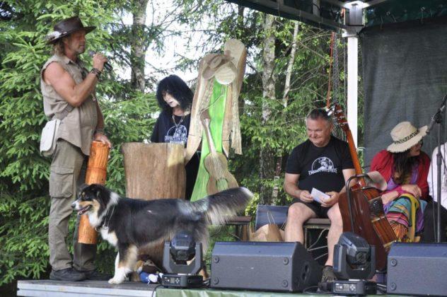 o kapelusz Chmiela festiwal 10 632x420 - Kalnica pełna bluesa i poezji śpiewanej