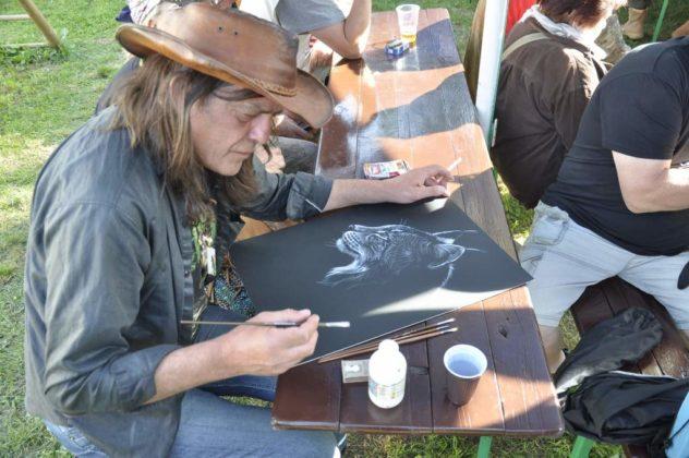 o kapelusz Chmiela festiwal 48 632x420 - Kalnica pełna bluesa i poezji śpiewanej