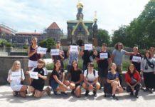 Spotkanie sanockiej młodzieży zniemieckimi rówieśnikami wReinheim