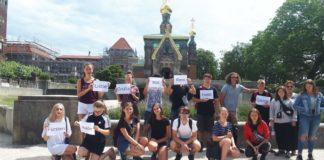 Spotkanie sanockiej młodzieży z niemieckimi rówieśnikami w Reinheim