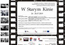 Plenerowe Pokazy Filmowe WStarym Kinie 26-27-28.07.2019