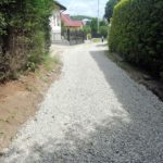 Miasto remontuje drogi