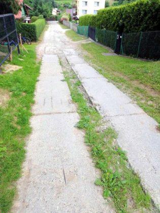 wizja w terenie Sanok 11 315x420 - Miasto remontuje drogi