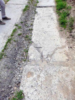 wizja w terenie Sanok 12 315x420 - Miasto remontuje drogi