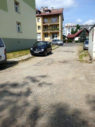 wizja w terenie Sanok 2 315x420 - Miasto remontuje drogi