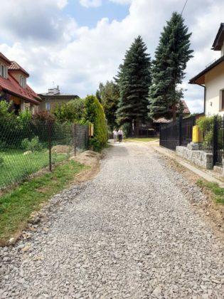 wizja w terenie Sanok 5 315x420 - Miasto remontuje drogi