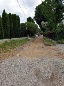wizja w terenie Sanok 7 225x300 - Miasto remontuje drogi