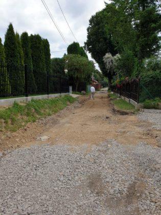 wizja w terenie Sanok 7 315x420 - Miasto remontuje drogi