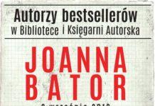 Autorzy bestsellerów w Bibliotece i Księgarni Autorska - jesienna odsłona