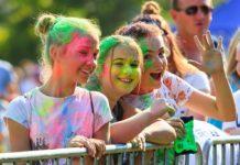 Eksplozja kolorów - eksplozja radości