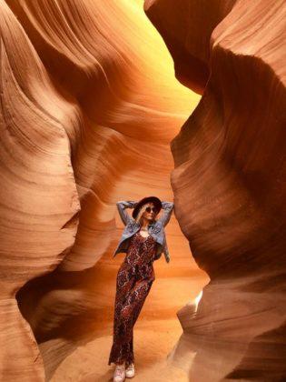 Kanion Antylopy Arizona 315x420 - Jagoda Kubalski. Umieraj zewspomnieniami, aniemarzeniami