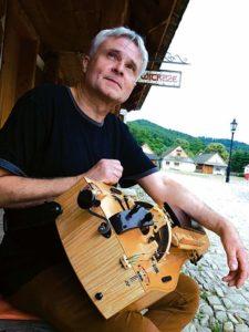 Maciej Harna - o odmienności muzycznych wizji