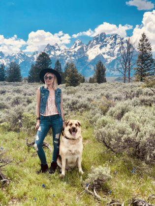 Park Grand Teton Wyoming 315x420 - Jagoda Kubalski. Umieraj zewspomnieniami, aniemarzeniami