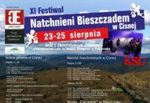 Zabieszczaduj razem z nami, czyli XI Festiwal Natchnieni Bieszczadem 2019