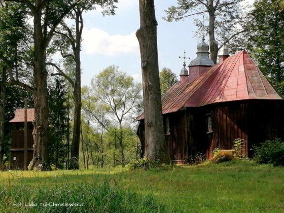 Polana 10 560x420 - Najstarsza cerkiew w Bieszczadach. Wieś Polana w gminie Czarna zasługuje na szczególną uwagę