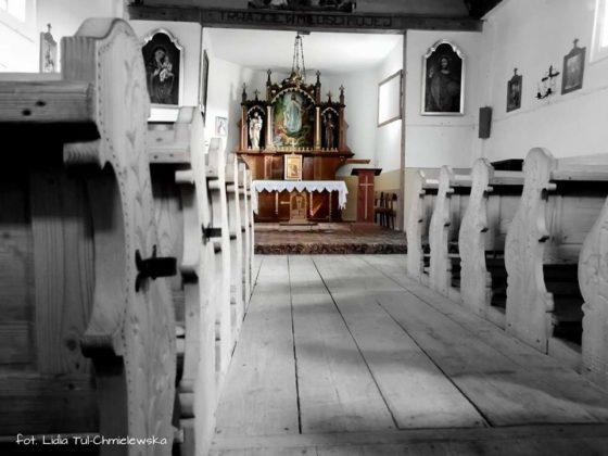 Polana 11 560x420 - Najstarsza cerkiew w Bieszczadach. Wieś Polana w gminie Czarna zasługuje na szczególną uwagę