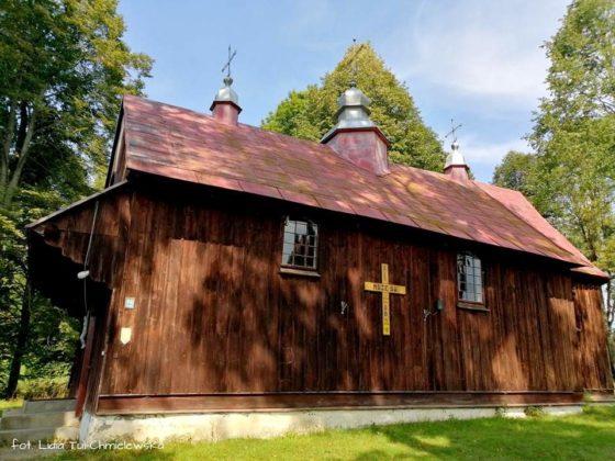 Polana 12 560x420 - Najstarsza cerkiew w Bieszczadach. Wieś Polana w gminie Czarna zasługuje na szczególną uwagę