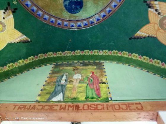 Polana 14 560x420 - Najstarsza cerkiew w Bieszczadach. Wieś Polana w gminie Czarna zasługuje na szczególną uwagę