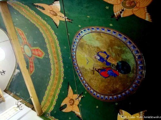 Polana 4 560x420 - Najstarsza cerkiew w Bieszczadach. Wieś Polana w gminie Czarna zasługuje na szczególną uwagę