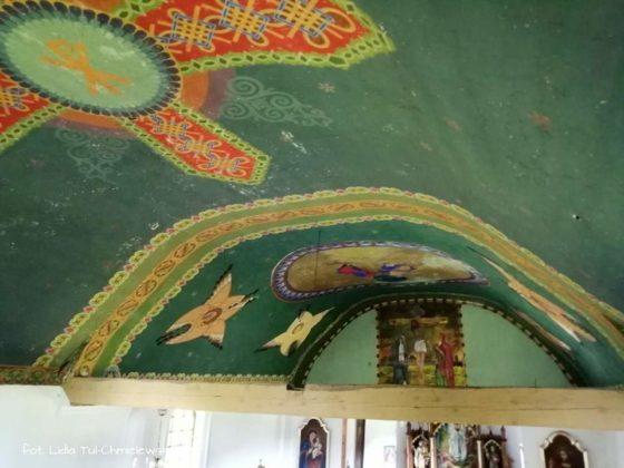 Polana 8 560x420 - Najstarsza cerkiew w Bieszczadach. Wieś Polana w gminie Czarna zasługuje na szczególną uwagę