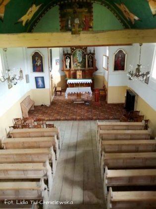 Polana 9 315x420 - Najstarsza cerkiew w Bieszczadach. Wieś Polana w gminie Czarna zasługuje na szczególną uwagę