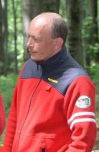Przewodnik Grzegorz Surówka 197x300 - Brzegami Zalewu Solińskiego 4 sierpnia 2019 - wycieczka piesza - zaproszenie