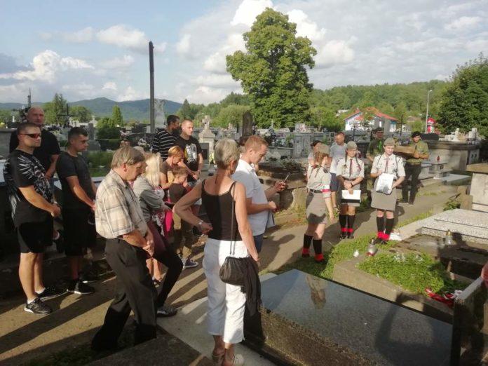 Harcerze uczcili pamięć Powstańców