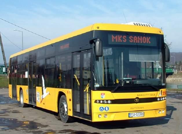Kursy autobusów – bez zmian