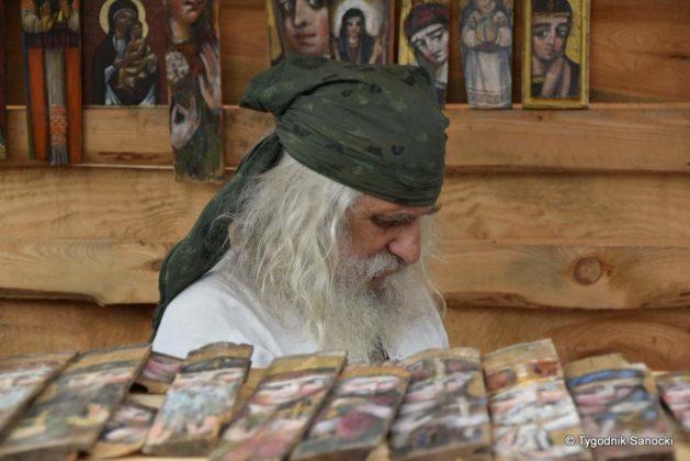 jarmark ikon Sanok 46 629x420 - Trwa Jarmark Ikon. Na sanockim Rynku kolorowo i radośnie