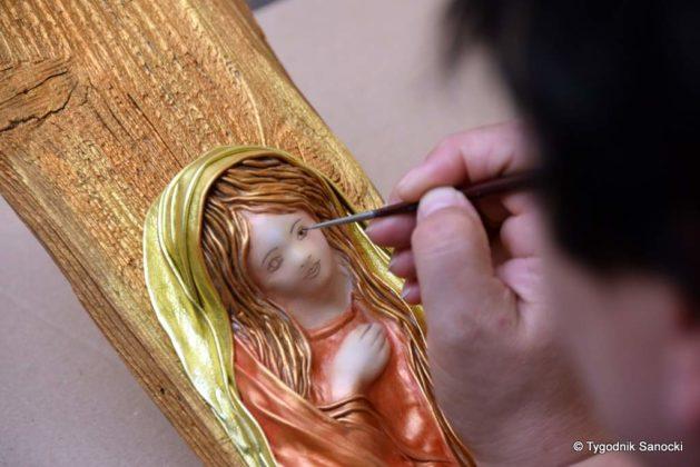 jarmark ikon Sanok 5 629x420 - Jarmark Ikon - kolorowo, smacznie, radośnie