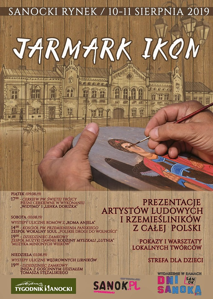 Weekend z Jarmarkiem Ikon
