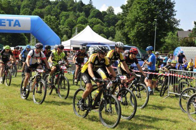 maraton rowerowy 2 631x420 - Święto cyklistów w Komańczy
