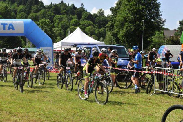 maraton rowerowy 3 631x420 - Święto cyklistów w Komańczy